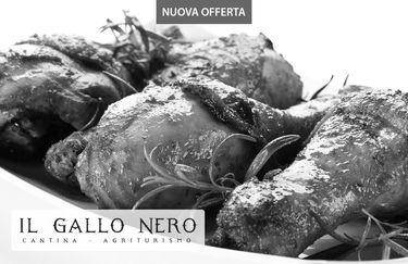 Agriturismo Il Gallo Nero - Galletto al Tegame