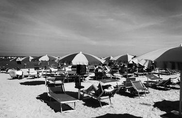 Bagno Paradiso - Ombrelloni e Lettini