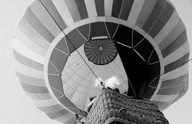 Ristorante Ustareia - Volo in mongolfiera