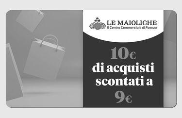 Centro Commerciale Le Maioliche - Buono Spesa