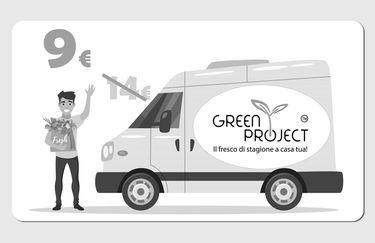 Green Project Azienda Agricola - Buono spesa