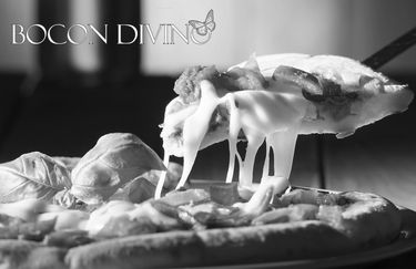 bocon divino - pizza