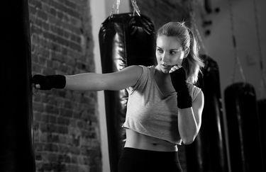 Kick Boxing Forlì Asd - Ragazza