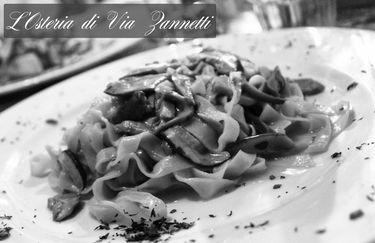 L'Osteria di Via Zannetti - tagliatelle