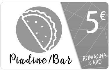 Romagna Card Piadina/Bar