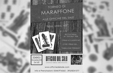Torneo di Maraffone - Officine del Sale