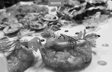 Ristorante Peccato di Gola - Pesce Crudo