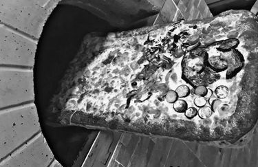 Pizzeria Il Girasole - Pizza 60x40
