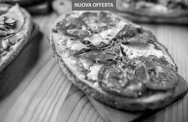coco pizza - bruschetta