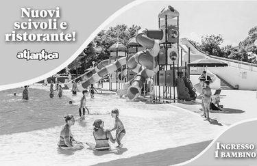 Atlantica - Piscina