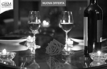 Ristorante Nonna Zina c/o Grand Hotel Mattei - coppia