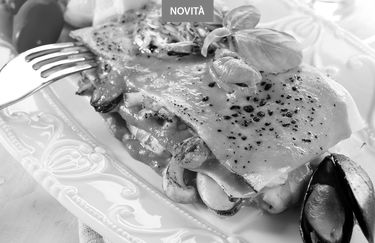Trattoria Pizzeria 70 - Lasagnetta di Pesce