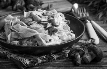 La Taverna Ristorante - Tagliatelle ai Funghi