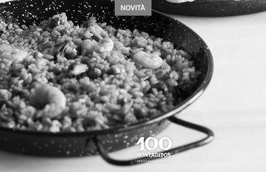 100 Montaditos - Paella