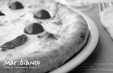 Osteria Mare Bianco - Pizza