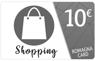 Romagna Card Shopping