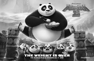 Cinema Astoria - kung fu panda