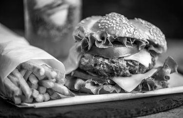 El Panino Loco - Menu Burger