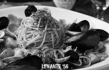 levante 56 - spaghetti scoglio