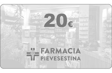 Farmacia Pievesistina - Buono Spesa
