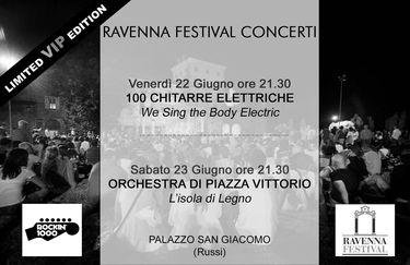 Ravenna Festival - Locandina