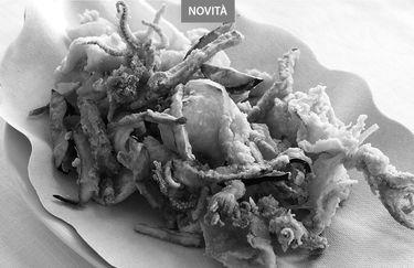 Ristorante Regina - Fritto misto con verdure