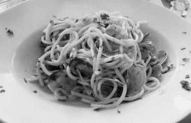 Kapogiro Beach - Spaghetti alle Vongole
