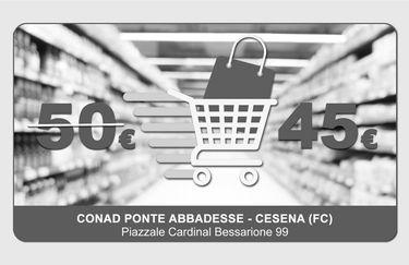 Conad Ponte Abbadesse - Buono Spesa