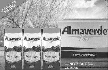 Almaverde - Succhi al Mirtillo