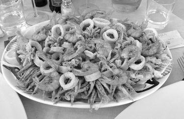 Puerto Svago - fritto
