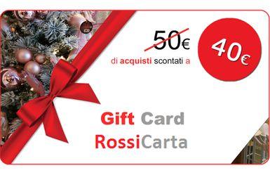 RossiCarta - Gift Card