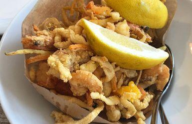 osteria del cammello - fritto