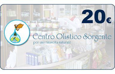 Centro Olistico La Sorgente - Buono Spesa