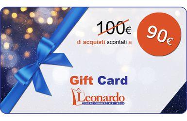 Centro Commerciale Leonardo - Gift Card