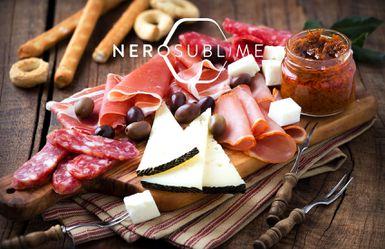 Nero Sublime - Tagliere