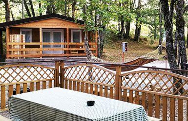 Alto Savio Camping - Bungalow