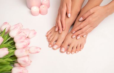Private Luxury Spa - Manicure - Pedicure