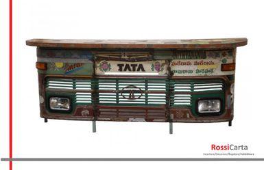 Mobile Bar con Luci e Frontale