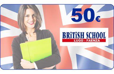 British School - Buono Spesa