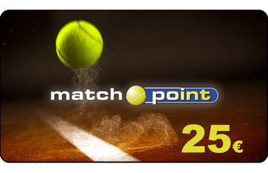 Match Point - Buono Spesa