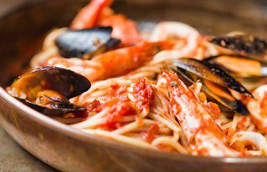 Ristorante Cin Cin - Spaghetti allo scoglio
