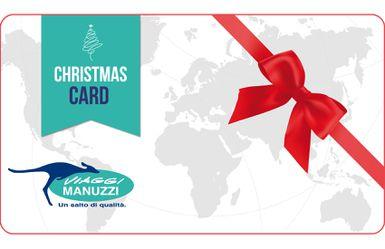 Viaggi Manuzzi - Gift Card