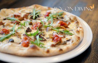 Bocon Divino - pizza