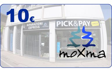 MOXMA - Buono Spesa
