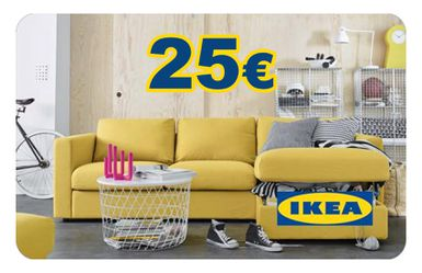 Carta Regalo Ikea