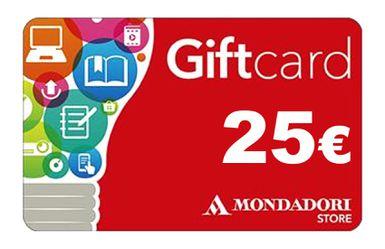 Gift Card Mondadori