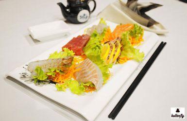 Ristorante Butterfly - Sashimi misto