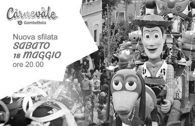Carnevale di Gambettola - Locandina
