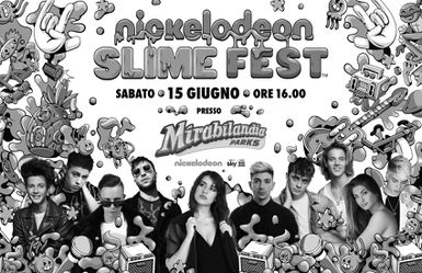 Mirabilandia - Slime Fest