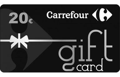 Carta Regalo Carrefour